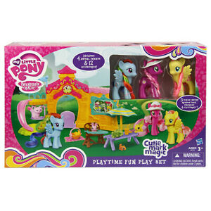 My Little Pony Friendship is Magic Playtime Fun Play Set Toy