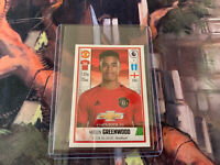 Panini Football 2020 sticker Mason Greenwood #397 Manchester Rookie