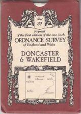Ordnance Survey Maps: Doncaster No. 22 (Victorian Ordnance Survey)