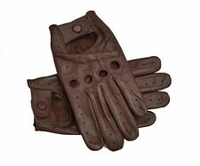 100% Leather Driving Gloves, Unlined, Genuin, Soft, for Men and Women …