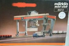 Freight Yard Accessories Kit Unbuilt. Marklin spur z scale//gauge