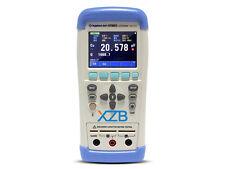 Digital Handheld Hi Accuracy Lcr Meter 10khz L C R Q D Z Theta Esr Tester Tft