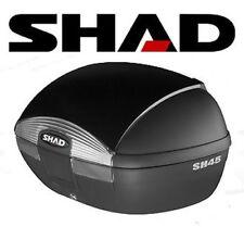 Maletero SHAD SH45 top Master portaequipajes paquetes baúl 45 litros NUEVO sh 45