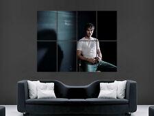 Ian Somerhalder Cartel Pared Arte Tv perdido actor impresión imagen gigante