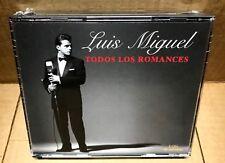 LUIS MIGUEL - ROMANCES BOX SET 3 CD / NEW SEALED ORIGINAL