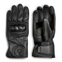 Belstaff Sprite Motorcycle Gloves - Black | CE Certified | Fast & Free Delivery