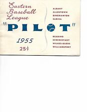 1955 Eastern League Yearbook RARE!!