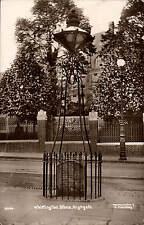 Highgate. Whittington Stone # 2056 by E.J.& H.Clarke, East Finchley.