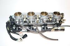 01 02 2001 2002 Suzuki Gsxr 1000 Throttle Bodies Bodys Injectors Oem Parts A3