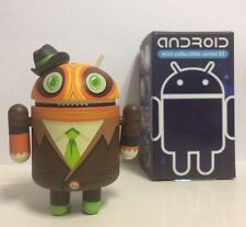 Andrew Bell Android Scott Tolleson Orange Monster Google Vinyl Collectible LE S3