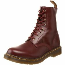 Dr. Martens Pascal Buttero Dress Blue 13512204 Stivaletti Donna Rosso (e9l)