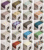 Ambesonne Spring Washing Machine Organizer Cover for Washer Dryer