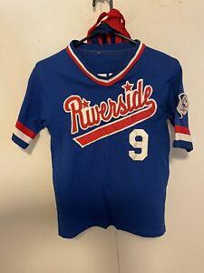 Vintage  Baseball Athletic Jersey Shirt 70s 80s USA Made  pants and stirups