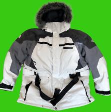 THE NORTH FACE Mens Steep Tech 600 LTD Jacket White Black Rare Size 3XL XXXL