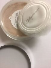 SALLY HANSEN CORNSILK FIRMING RADIANT LIFT LOOSE POWDER - NUDE - FULL SIZE NEW.
