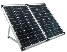 Waterproof 100W Folding Solar Panel Kit German Solar Cells & EP Solar Controller