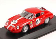 Porsche 356b Abarth Gtl #67 5th Rossfeld Hill Climb H. Muller 1:43 Model