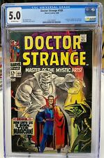 doctor strange 169 cgc 5.0