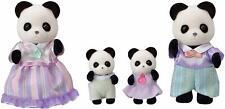 Familles Sylvanian Panda famille Fs-39 Calico Critters Epoch de Japon