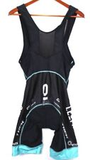 Craft Mens Size XL Cylcing Singlet Padded Seat Triathlon Activewear Black Teal