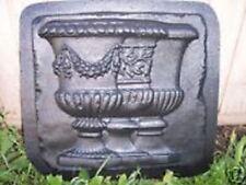 Roman urn wall plaque mold plaster concrete casting  mould