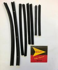 1957-1959 Chrysler, DeSoto Convertible 8 Piece Convertible Roofrail Set!
