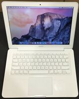 "Apple MacBook A1342 13.3"" Screen 2.26GHz 2GB 250GB  MC207LL/A (October, 2009)"
