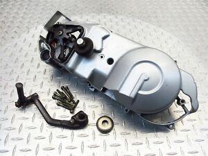 2006 04-09 Yamaha Vino 125 YJ125 Left Kick Start Crank Case Cover