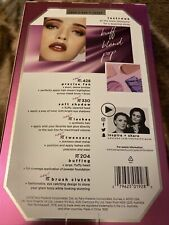 Real Techniques Limited Edition Brush Set With Eye Lashes,Tweezers and Bag New