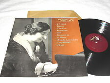"Wanda Landowska ""Bach: 15 Two-part Inventions, ++"" 1950's LP, Nice EX!, LM-1974"