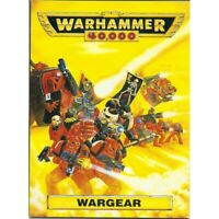Wargear Rulebook (1993) from Warhammer 40000 2nd edition boxed set Space Marines