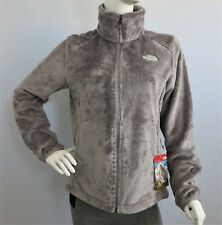 THE NORTH FACE Osito 2 Women's Fleece Jacket Metallic Silver sz XS,S,M,L,XL,XXL