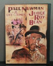 The Life and Times of Judge Roy Bean    (DVD)    Snap case   LIKE NEW