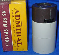 NOS Vintage Admiral 45RPM Record Spindle
