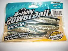 Berkley Powerbait Saltwater sea fishing lures  Grunion