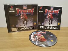NFL Xtreme - PS1 (Sony Playstation 1) Complete (PAL) Black Label