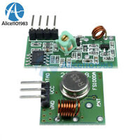 5PCS 433Mhz RF transmitter and receiver link kit for Arduino ARM MC​U