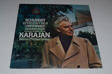 Schubert: Symphony No 8~Karajan~Berlin Philharmonic~Quadraphonic~FAST SHIPPING!