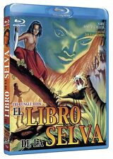 THE JUNGLE BOOK  **Blu Ray B** Sabu, Joseph Calleia Zoltan Korda