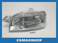 Front Headlight Left Front Left Headlight Depo For FIAT Punto 176