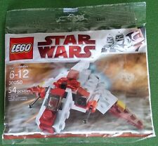 NEW, SEALED! Lego STAR WARS Polybag Set 30050 REPUBLIC ATTACK SHUTTLE, Retired!