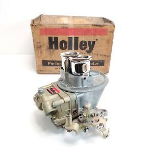 Rare Vintage Holley R-6425-AAA 2272 2 Barrel Performance Carburetor 650 CFM USA