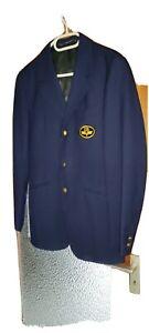 DB Uniform Jacke, Blazer, 1973/74 Gr.56