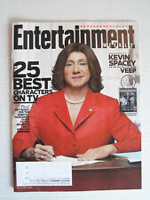 Entertainment Weekly #1324 - 25 Best Characters on TV  - 15-Aug-2014 - Cover 2/2