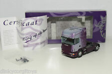 TEKNO SCANIA R144 R 144 TOPLINE TRUCK RAI 2000 ONLY 750 MODELS MINT BOXED