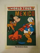 1991 Impel Disney World Tour The Sombrero Stomp #194 (027-22)