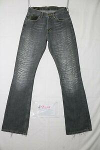 Lee DENVER BOOTCUT usato (Cod.J949) W28 L34 denim jeans a zampa