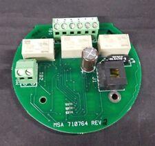 MSA Ultima PCBA Relay - 710764 Rev 2