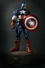 Bowen Designs Ultimate Captain America Full Size Statue Factory Seal Metallic