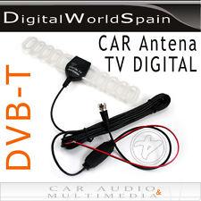ANTENA DE COCHE DIGITAL PARA SINTONIZADOR TDT DVB-T +28dB ENVIO GRATIS 24h